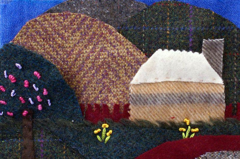 Textile-garden