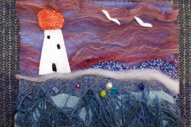 Textile-Seascape