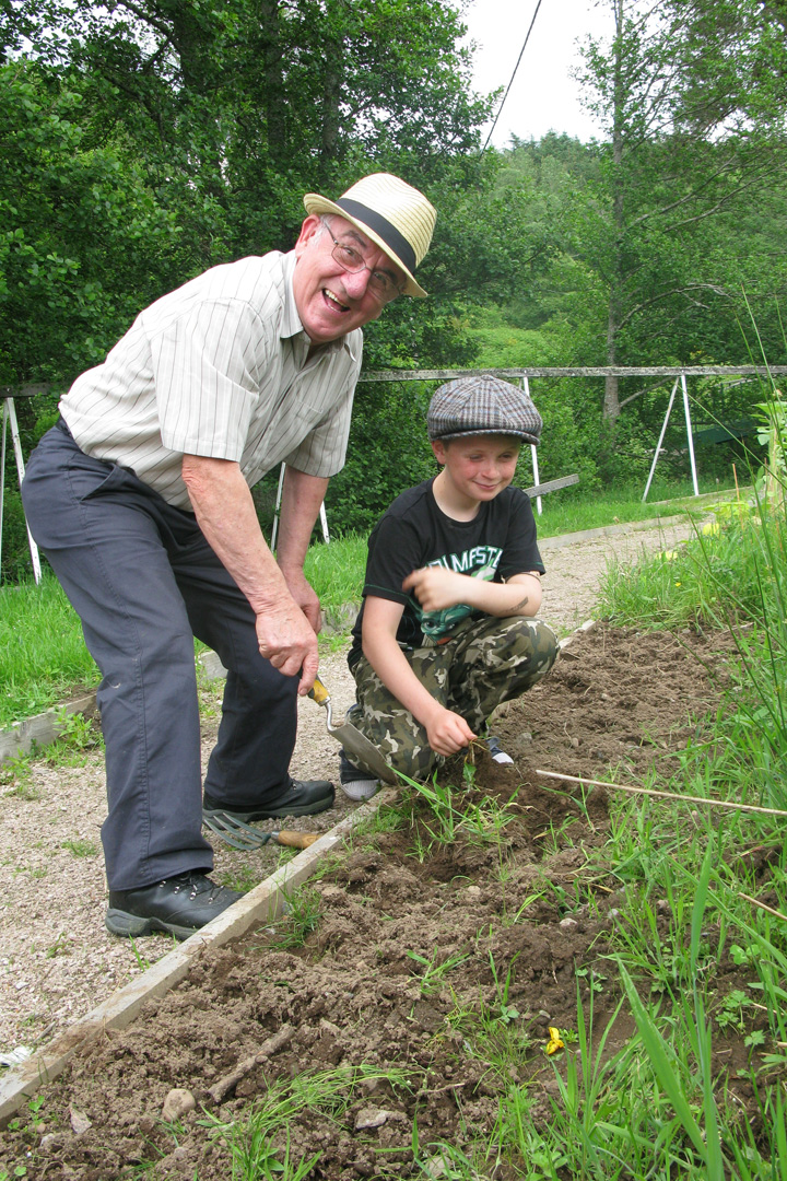 Grandad_helping_garden