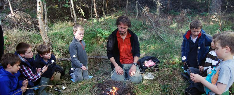 Bushcraft_woolmill_summer